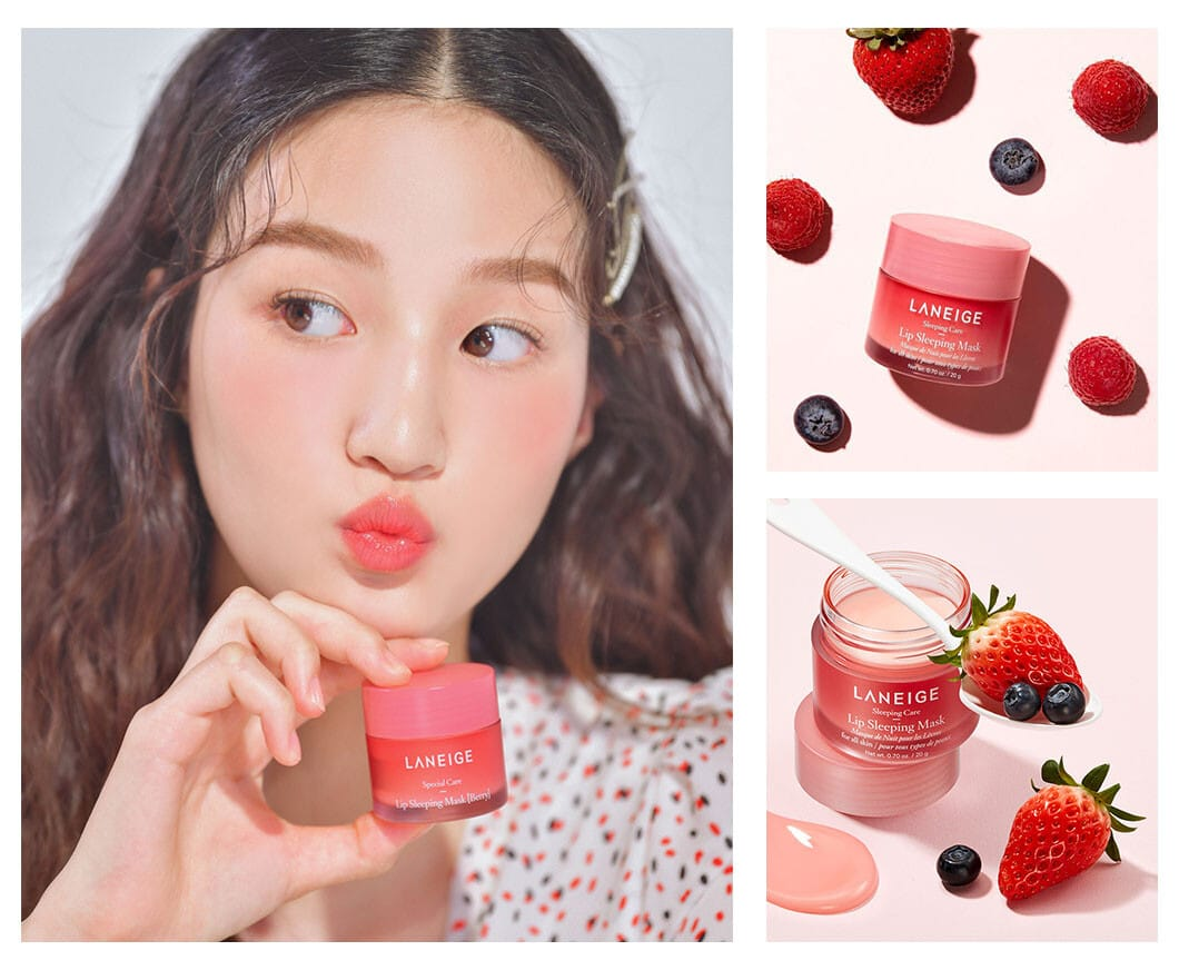 Lip Mask – Care your lips