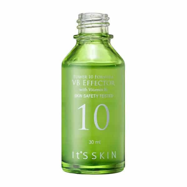 IT'S SKIN Power 10 Formula VB Effector TESTER