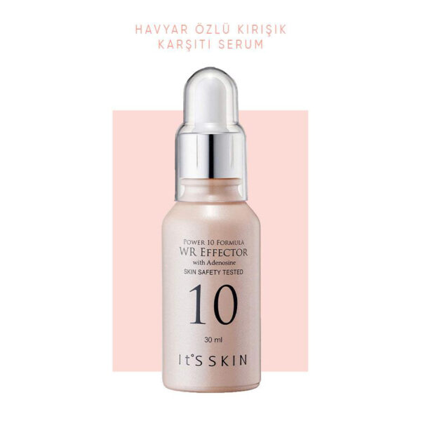 IT'S SKIN Power 10 Formula WR Effector TESTER