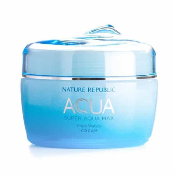 Nature Republic Super Aqua Max Fresh Watery Cream - 80ml